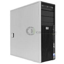 HP Z400 Workstation Barebone System CPU PSU Motherboard DVD-ROM 460839-002