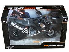 AUTOMAXX 601702BK KTM 990 SM T BIKE MOTORCYCLE 1/12 BLACK
