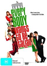 Everybody Wants to Be Italian NEW R4 DVD