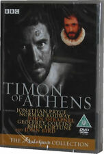 Timon Of Athens BBC Shakespeare DVD - New Sealed