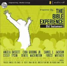 INSPIRED BY...THE BIBLE EXPERIENCE - OLD TESTAMENT (2007, CD, Unabridged)