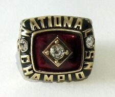 Nebraska Cornhuskers Bryant 1971  College Football National Championship Rings