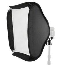 Walimex pro Magic Softbox 60x60cm per flash di sistema (Flash compatto)