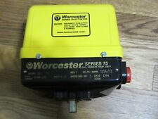 Worcester Controls Electric Actuator # 2075 New