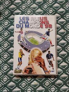Les Bleus Champions Du Monde 98 DVD football/ Coupe Du Monde 1998 France
