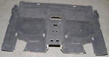 Org BMW Serie 3 E91 E90 & LCi Alfombra del piso TRASERO ANTRACITA 7265890