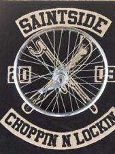 Lowrider Rear Suspension Bicycles