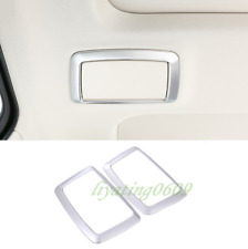 Chrome Car Rear Trunk Switch Button Fame Decor Cover Trim Fit For BMW 5 7 Series