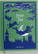 Peter Pan by J. M. Barrie Illustrated  Leather Bound Collection