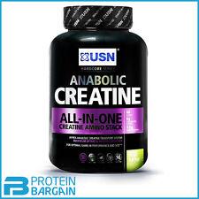 USN Creatine Anabolic All-in-one Amino Stack 1 8kg Orange