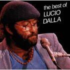 """LUCIO DALLA """"THE BEST OF LUCIO DALLA"""" CD NEUWARE"""