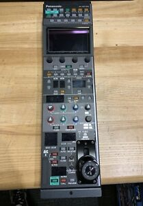 Panasonic AK-HRP1000 Fullsize Remote Control Panel with Joystick