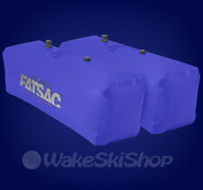 FLY HIGH PRO X V-DRIVE WAKEBOARD BOAT BALLAST BAG SET 800LBS BLUE - W701