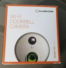 Alarm.com SkyBell Outdoor Bronze Round HD WiFi 1080p Video Doorbell ADC-VDB102