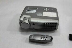 Dell 3300MP Projector with Case Cables Remote Bundle 1024 x 768 4:3 1500 Lumens