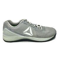Reebok CrossFit Nano 7.0 Training Running Shoes Mens Size 8 Gray Sneakers BD5022