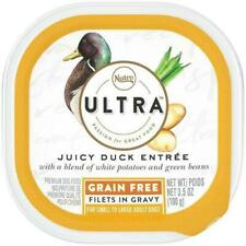 NUTRO ULTRA Juicy Duck Entree white Potatoes and Green Beans (8) Pack 3.5oz Each