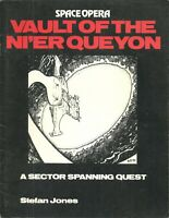 FGU 7113 Vault of the Ni'er Queyon, Space Opera, Fantasy Games Unlimited, GC