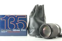 【 Near Mint in Box 】 Contax Carl Zeiss Sonnar T* 135mm f/2.8 MMJ Lens C/Y Japan