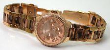 MICHAEL KORS Women's Rose Gold Multi Dial Quartz Watch MK-4308