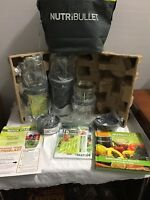 Nutribullet Magic Bullet 600W NIB with Bag and extra cups and Recipe book