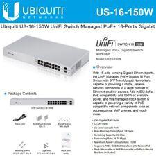 Ubiquiti US-16-150W - UniFi Switch, 16, 150W
