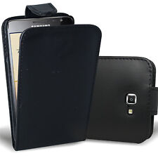 SAMSUNG I9220 Galaxy Note Blue PU Leather Flip Case Pouch Luxury Leather Cover