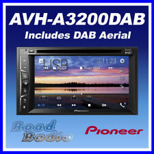 Pioneer AVH-A3200DAB Double Din Apple & Android Compatible DAB + DAB Aerial