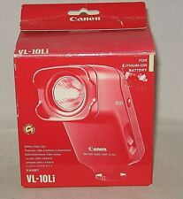 Canon Vl-10L movie light