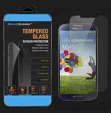 Premium Tempered Glass Screen Protector For Samsung Galaxy S4 i9500 Retail Box