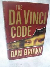 The Da Vinci Code By Dan Brown 2003 Hb