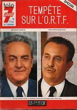 ▬►TÉLÉ 7 JOURS 705 (1973) L'ORTF_SYLVIE VARTAN_JEAN JACQUES DEBOUT