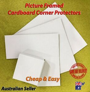Cardboard Corner Protectors Cheap and Easy Picture Framed Canvas FACOTRY DIRECT