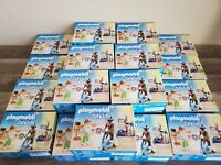 NEW SEALED (Dinged Box) PLAYMOBIL 70195 City Life Hospital Physical Therapist
