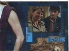Smallville Season 4 Lois And Clark Chase Card LC-2