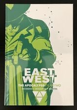 EAST OF WEST THE APOCALYPSE YEAR TWO 2 Hardcover HC DCBS VARIANT NEW SEALED HTF