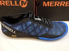 MERRELL MENS VAPOR GLOVE 3 BLUE SPORT SIZE 9.5