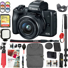 Canon EOS M 3-9 9x Optical Zoom Digital Cameras for sale | eBay