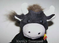 Coca Cola International Collection Toro Bull Spain 1998 Bean Bag Toy Animal