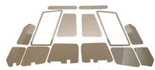Ford Focus RS mk3 Under bonnet mirror trims.