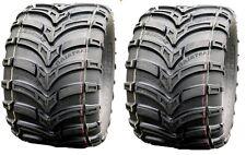 2x 18x9.5-8 V-1568 18x9.50-8 M+S Ganzjahresreifen ATV Quad Buggy Geländereifen