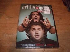 Get Him to the Greek (DVD, 2010, Rated/Unrated) Jonah Hill Comedy Movie NEW