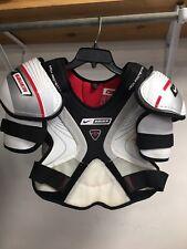 Senior Adult Size Xl Bauer Supreme 10 Ice Hockey Shoulder Pads