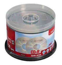 Imation CD-R 52-fach / 50er Spindel 700MB/80min CD-R Rohlinge