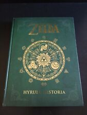 THE LEGEND OF ZELDA: Hyrule Historia, Dark Horse, Hardcover Used Book