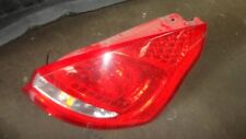 Ford Fiesta WS LX 2009 Hatch Tail Light Passengers Side Left