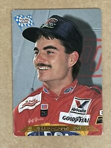 Jeff Gordon #153 Action Packed 1993 Young Gun NASCAR Rookie Card