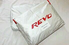 New Hilux Car Covers Revo ROCCO Breather Water Dust UV Protection 4 Cap Toyota