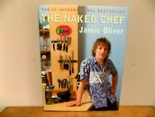 JAMIE OLIVER--THE NAKED CHEF COOKBOOK