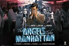 Doctor Who : Angels Take Manhattan - Maxi Poster 61cm x 91.5cm (new & sealed)